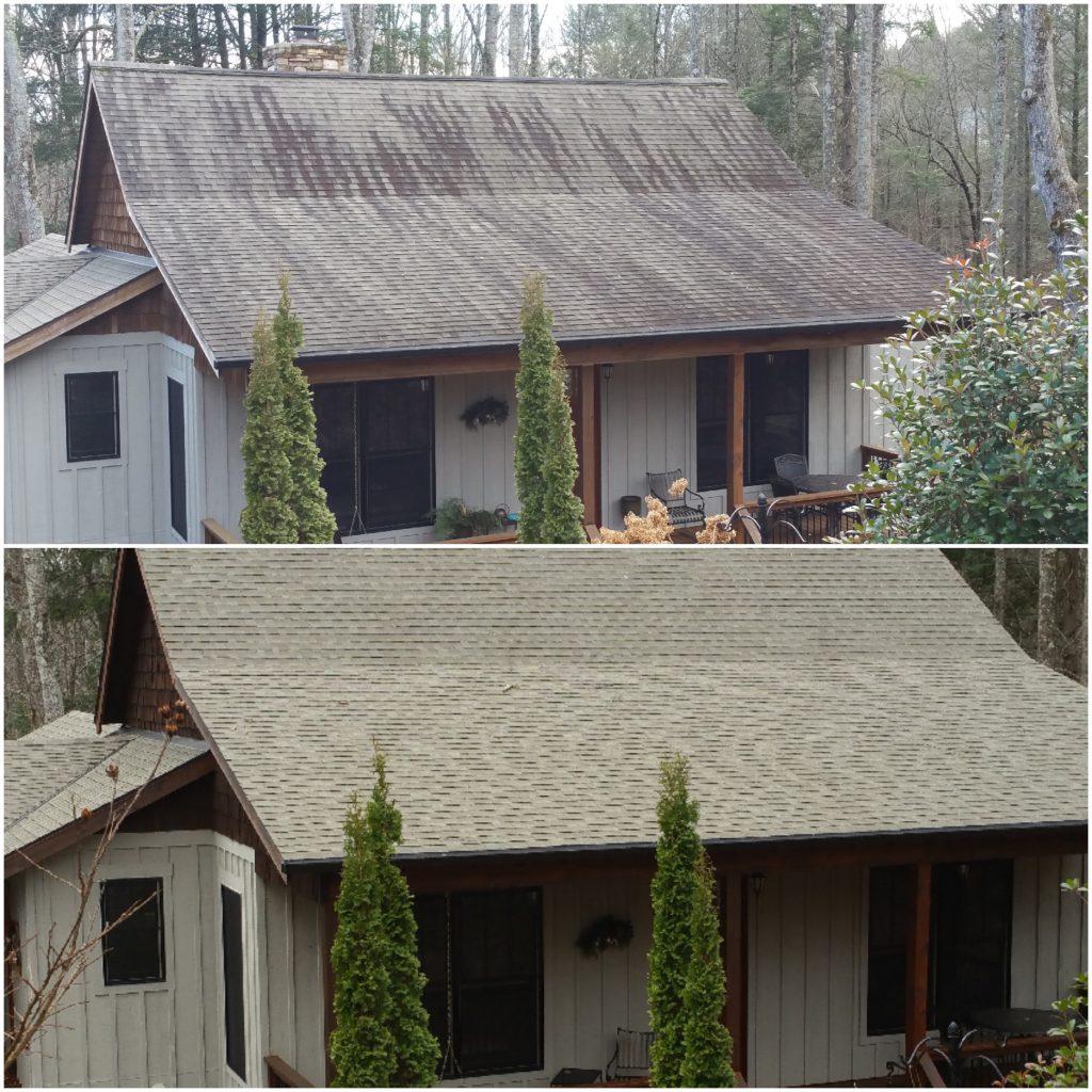 clean roof singles-ProClean-Hendersonville-Asheville