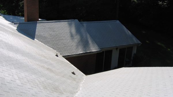 roof cleaning service-Hendersonville-ProClean Roof Cleaning