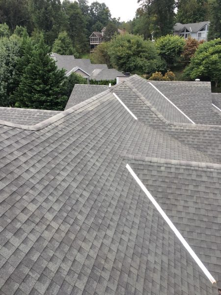 How to clean shingles-Roof care-Cost for a roof cleaning
