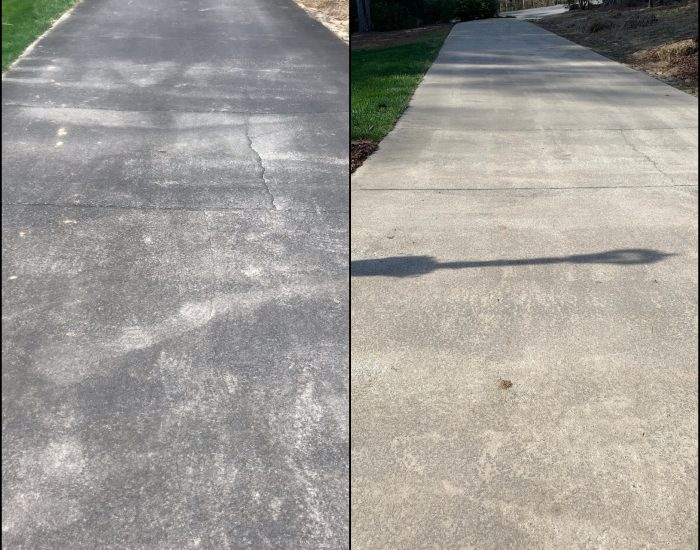 driveway cleaning-ProClean Roof Cleaning
