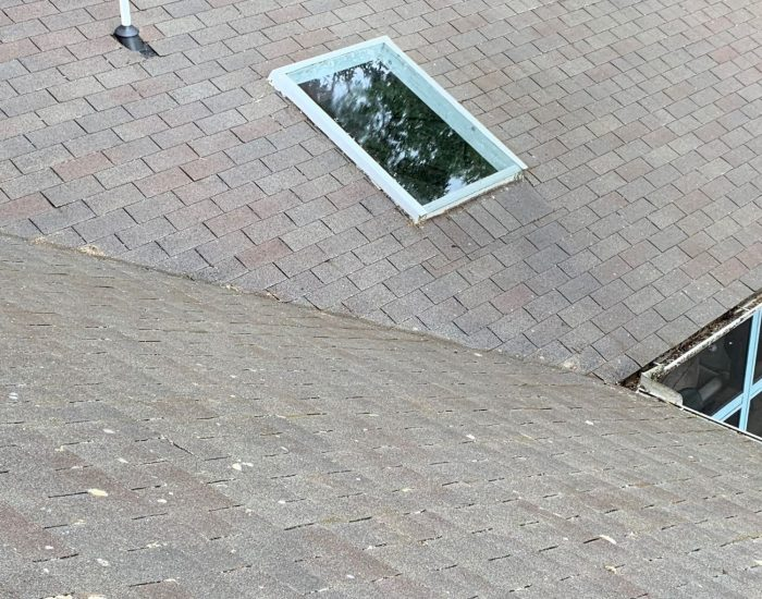 ProClean Roof Cleaning-clean roof after low- pressure washing