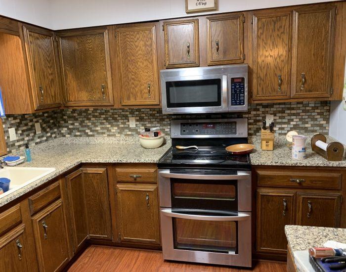 kitchen backsplash remodel in hendersonville nc