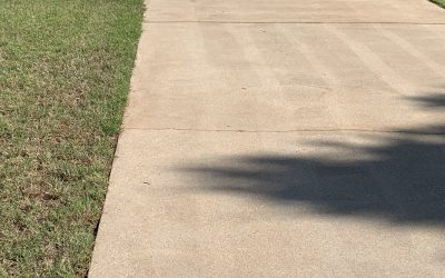 Get Rid of Dirty Concrete Driveway Stains & Create Curb Appeal