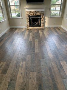 wood flooring remodel in Hendersonville-handyman service