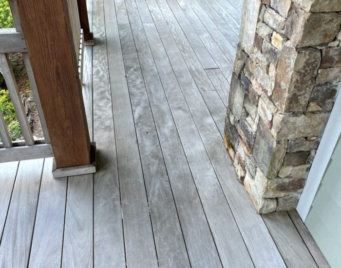 deck cleaning-Sapphire Valley-ProClean Roof Cleaning
